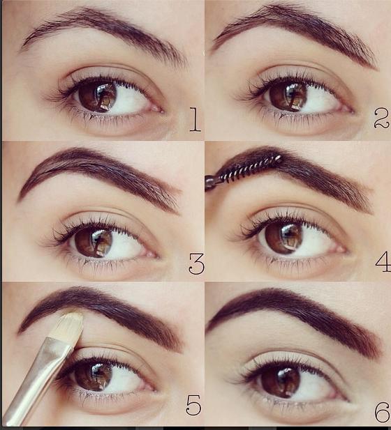 How To Get Perfect Eyebrow Shape - dashingamrit