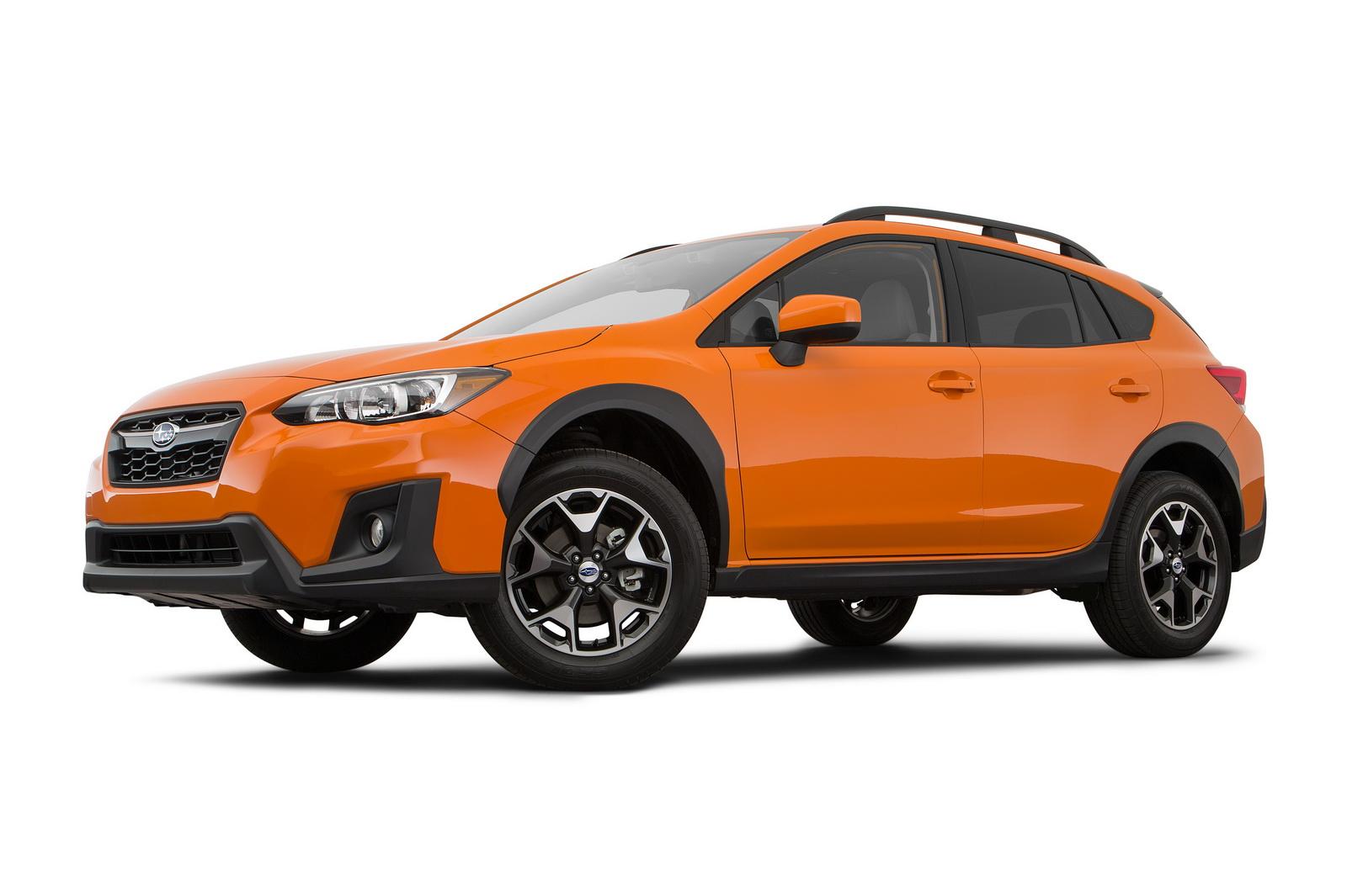 Subaru Prices All-New 2018 Crosstrek From $21,795 [30 Pics]