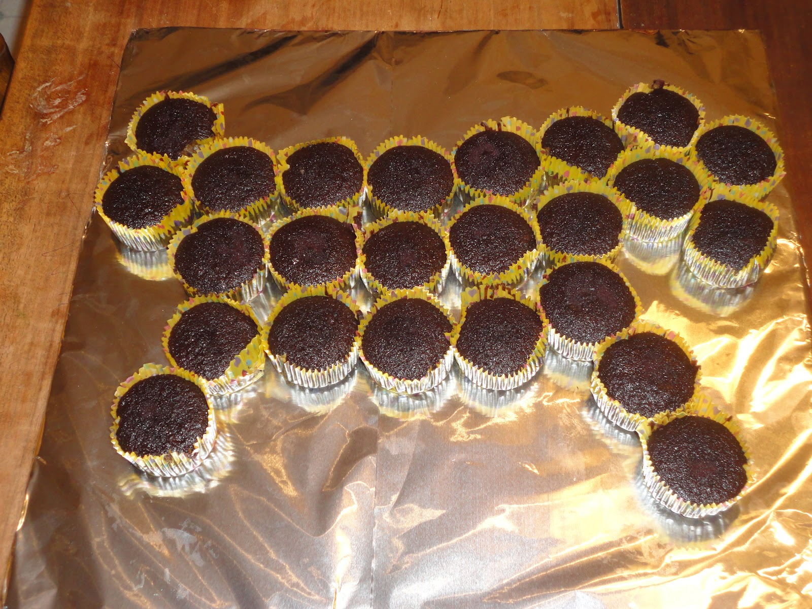 Love4Home Pullapart Horse Cupcake Cake