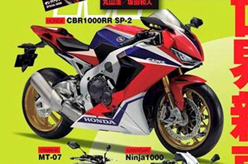 Desain baru Honda CBR 1000RR nantinya akan mirip mirip dengan All New CBR 250RR ?