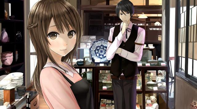 Novelas Kyoto Teramachi Sanjo no Holmes tendrán anime en verano