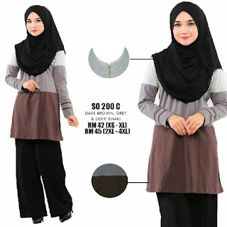 BAJU MUSLIMAH BATCH 4 SOLD OUT