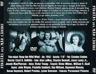 Piratas del Mar Caribe (John Wayne) - [1942]