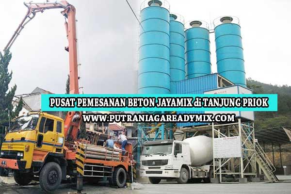 Harga Beton Jayamix Tanjung Priok, Jual Beton Jayamix Tanjung Priok, Daftar Harga Beton Jayamix Tanjung Priok