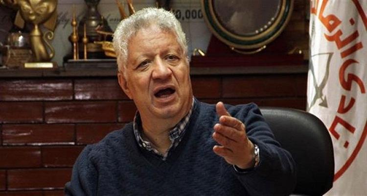 كلام لا يصدق من مرتضى منصور بعد علقة شوبير للطيب