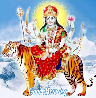 Good Morning Mata Rani Images