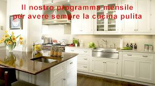 come tenere la cucina pulita immagine