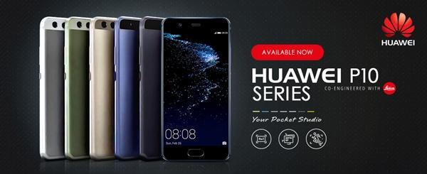 7 Sebab Cik Tom Jatuh Hati Pada Huawei P10