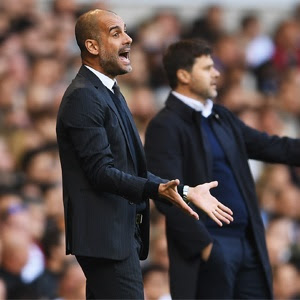 Guardiola asks for patience after setback at Spurs