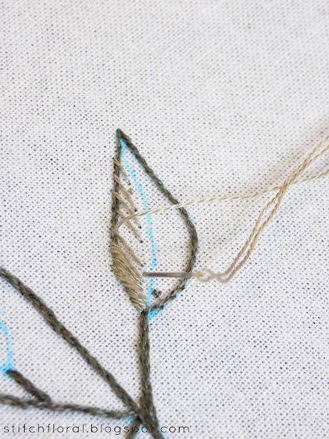 Cecelia Rose Stitch Along: Part 1