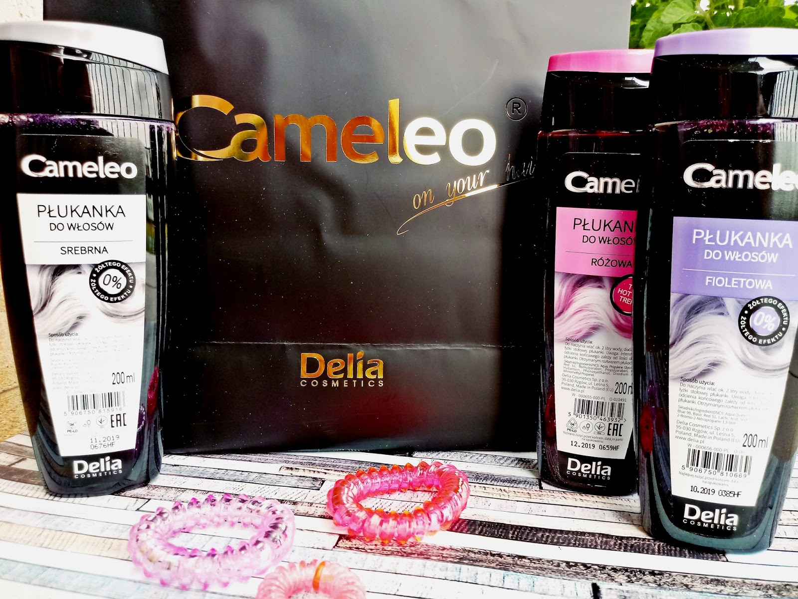 Delia Cameleo płukanka