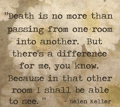 Quotes About Death (Moving On Quotes) 0243 1