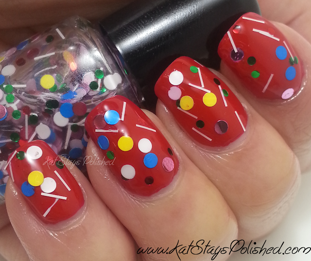 Pretty & Polished - Lollipops and Gumdrops
