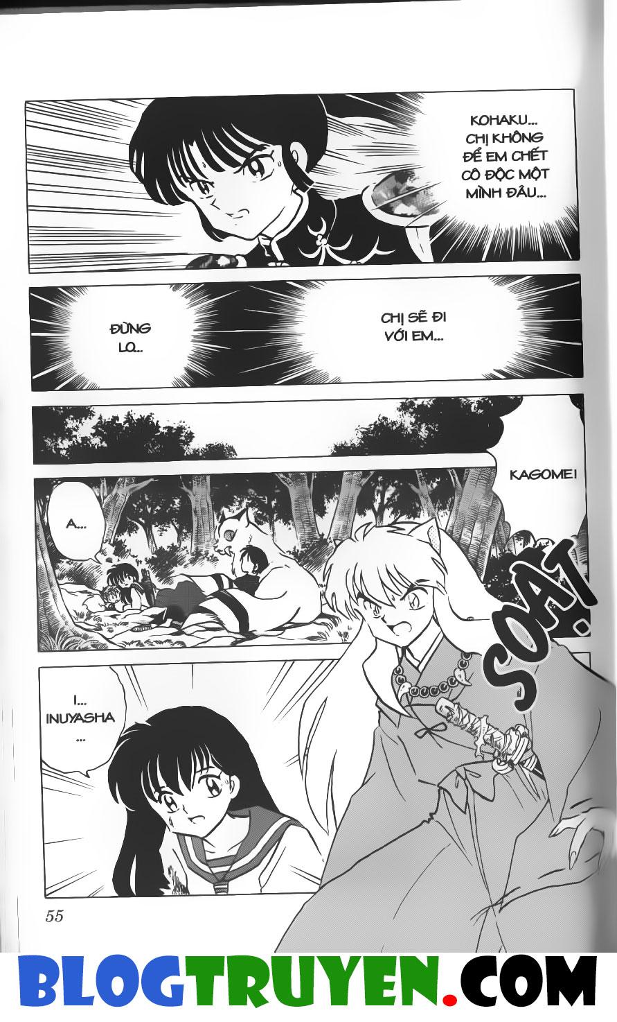 Inuyasha vol 19.3 trang 16