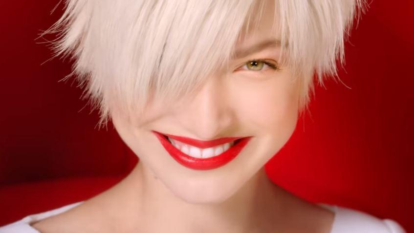 Canzone Colgate pubblicità Expert White con modella bionda - Musica spot Gennaio 2017