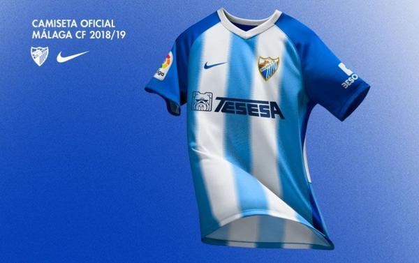 El Málaga podrá estrenar la primera camiseta 2019/2020 ante el Algeciras