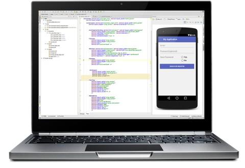 Android Studio - Δωρεάν πρόγραμμα για δημιουργία Android εφαρμογών