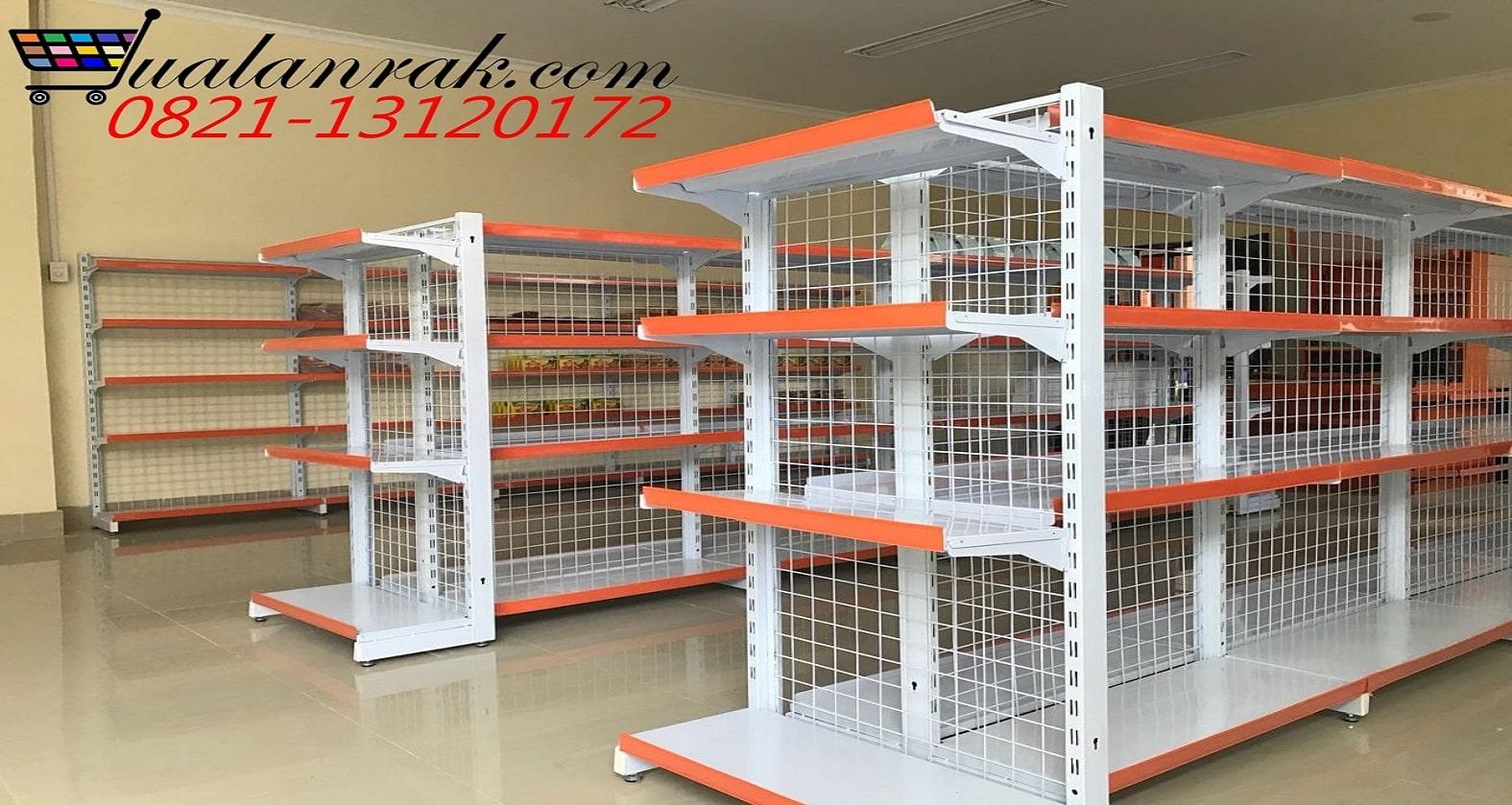 pabrik rak minimarket, produsen rak mini market, harga rak mini market