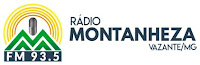 Rádio Montanheza FM 93,5 de Vazante MG
