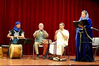 Casa de la cultura Barx Concert Menestrils