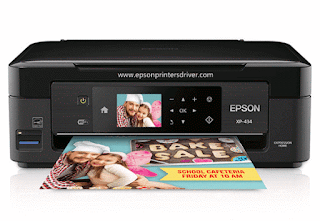 Epson Expression XP-434 Driver Download