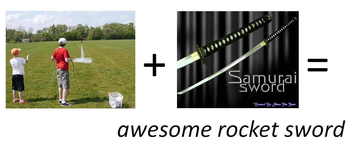 E0N: Awesome Rocket Sword
