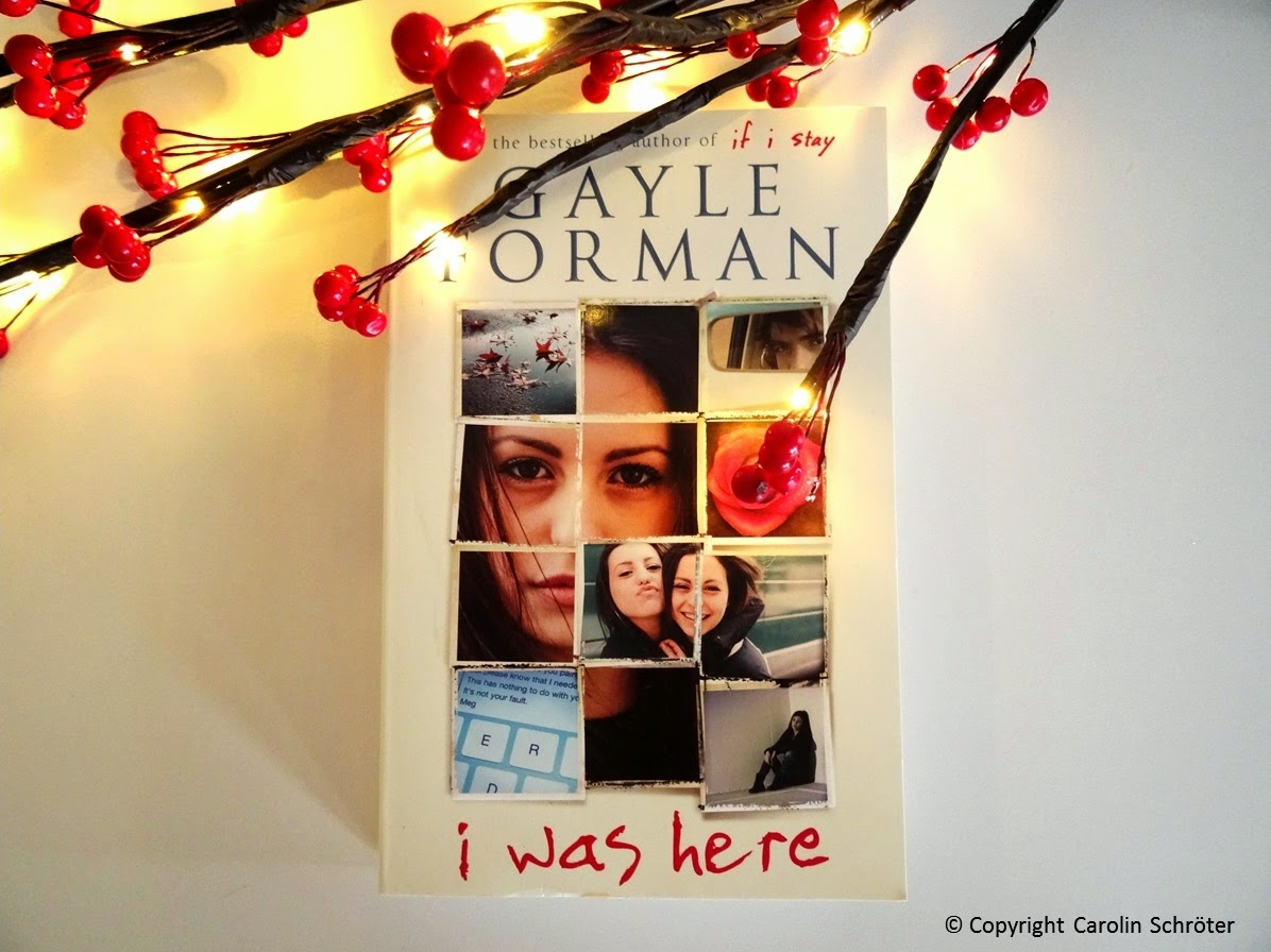 Gayle Forman I was Here review