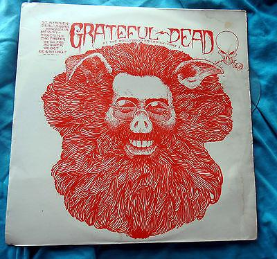Lost Live Dead: Bootleg Grateful Dead LPs, East and West (Hollywood