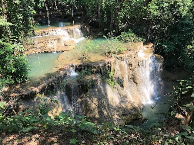 Maekhamin Falls