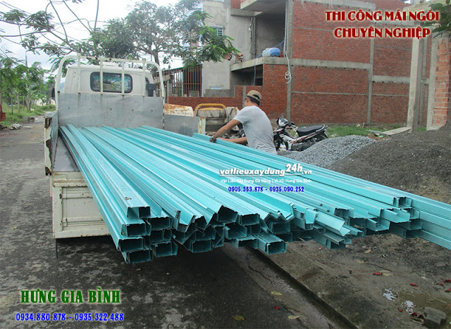 Nhà thầu thi công mái ngói trọn gói chuyên nghiệp