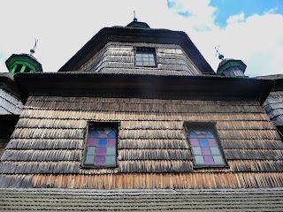 Жолква. Церковь св. Троицы. 1720 г. Объект ЮНЕСКО