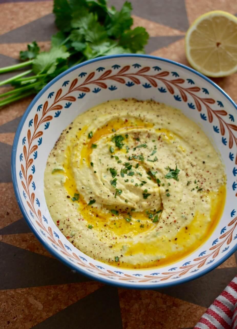 Safran-Hummus