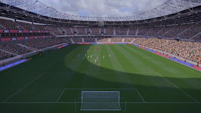 PES 2017 Stadium HDI Arena by PES Mod Goip