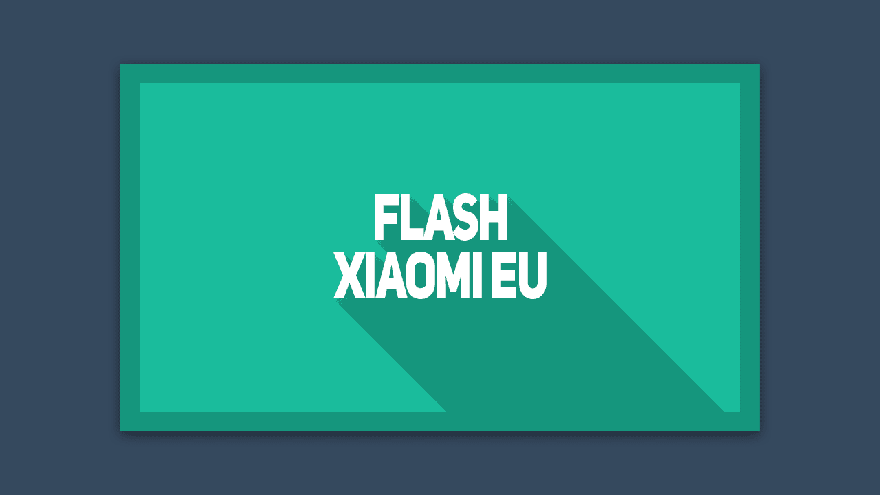 Flash Xiaomi EU di Redmi 4/4A/4 Prime Tanpa PC