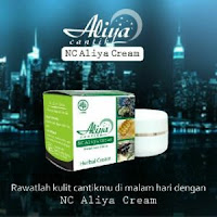 Cream Aliya Cantik Night (NC)