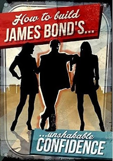 james bond's confidence, build confidence book, j.-f. bouchard, increase confidence