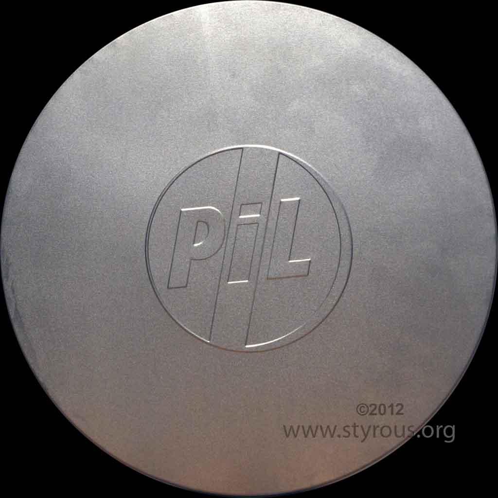 PiL Metal Box