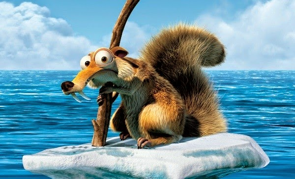 Wallpaper Ice Age 4