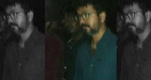 Vijay supports youth protest in person
