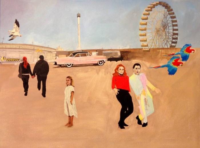 Психологические пейзажи и эмоционально сложные повествования. Anna Jensen