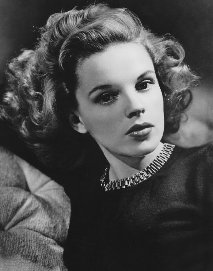 the late great judy garland
