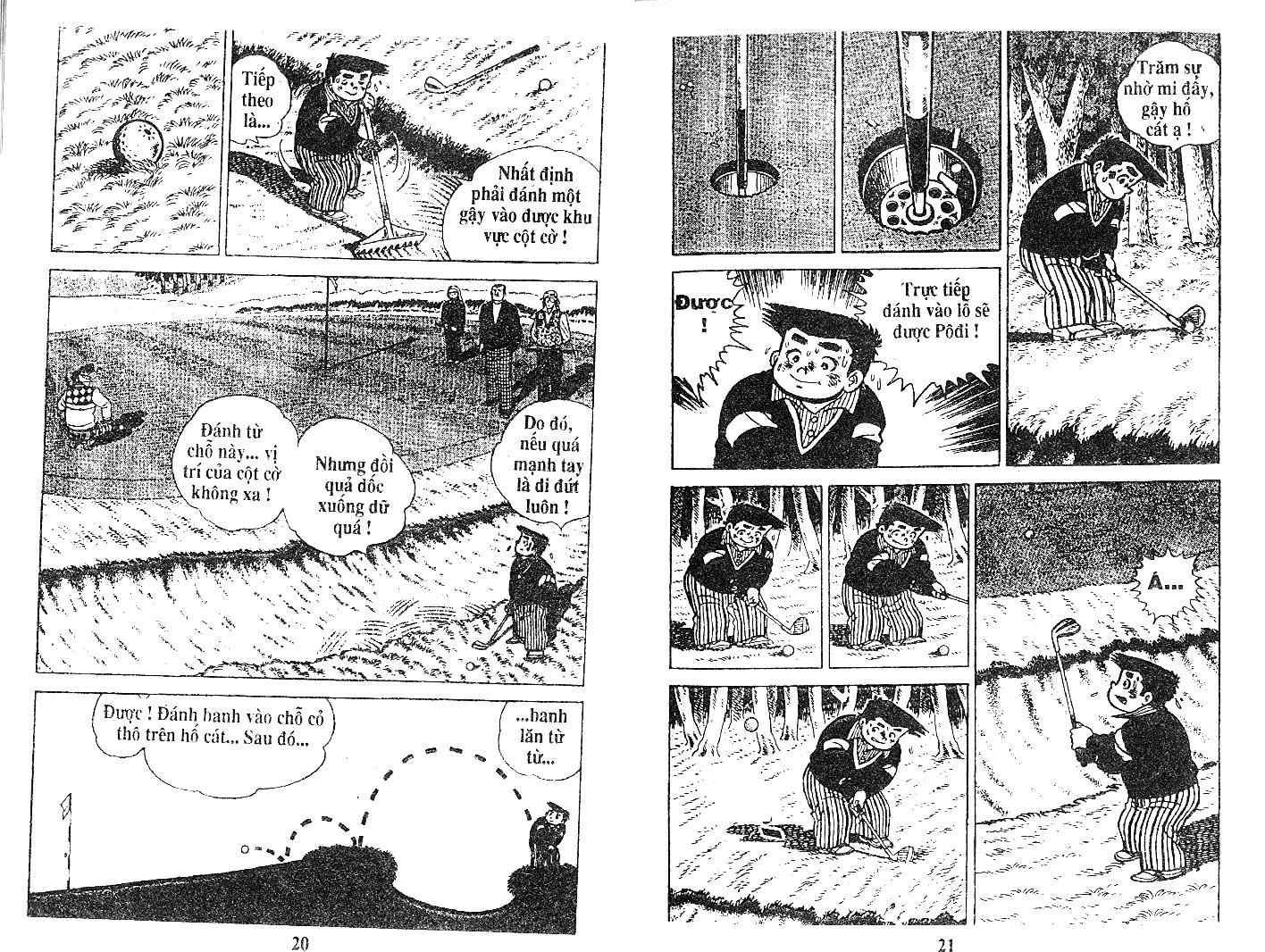 Ashita Tenki ni Naare chapter 24 trang 8