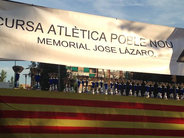 Juan Manuel Alvarez y Yolanda Riera vencen la Cursa Poble Nou 2016