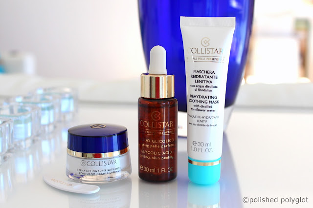 Skin care -  After-summer skin renewal with Collistar
