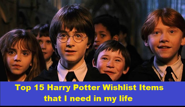 Top 15 Harry Potter Wishlist Items that I need in my life Hogwarts Christmas