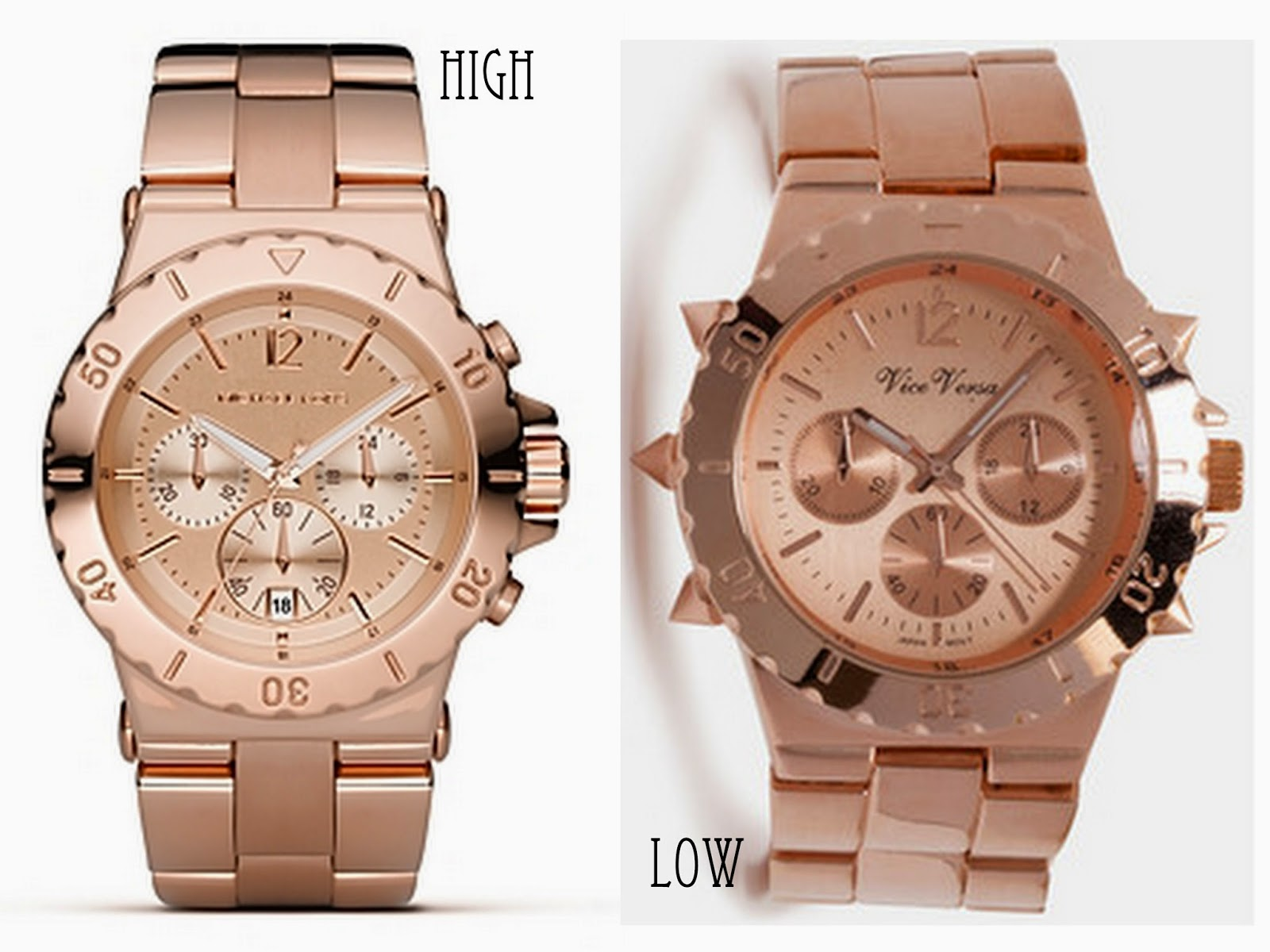 181de143c310 Michael kors watches rose gold limited edition