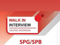 lowongan kerja SPG Usup So jakarta