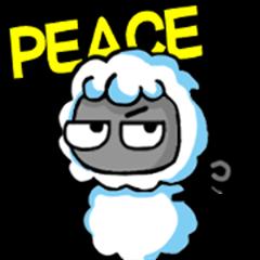 Cool sheep~ PI Mei