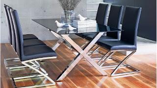 Vì sao nên dùng bàn ghế inox cho ngôi nhà hiện đại?