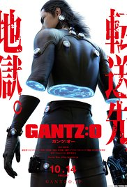 Gantz - O Filmes Torrent Download capa